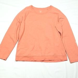 LANDS END WOMENS SIZE LARGE PULL OVER TOP